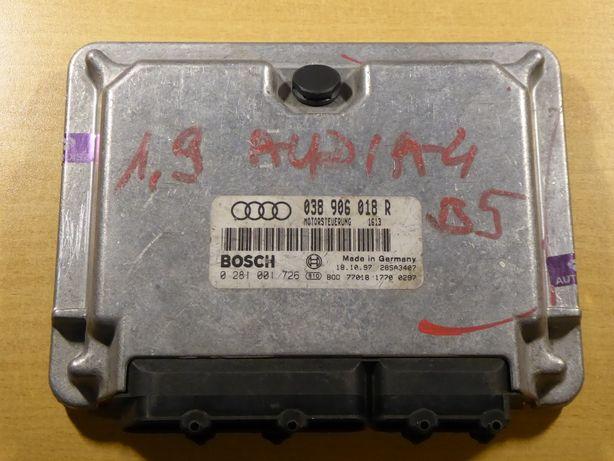 Sterownik komputer VW Audi Bosch stan BDB