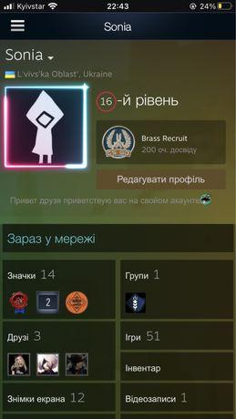 Steam 16level 51 ігра