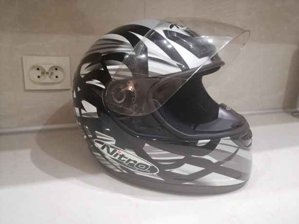 Kask motocyklowy Nitro N340-VX rozmiar L