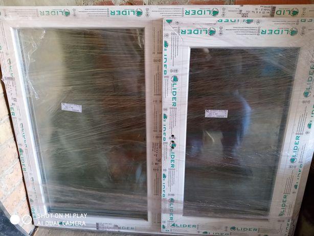 Продам метало пластикове вікно