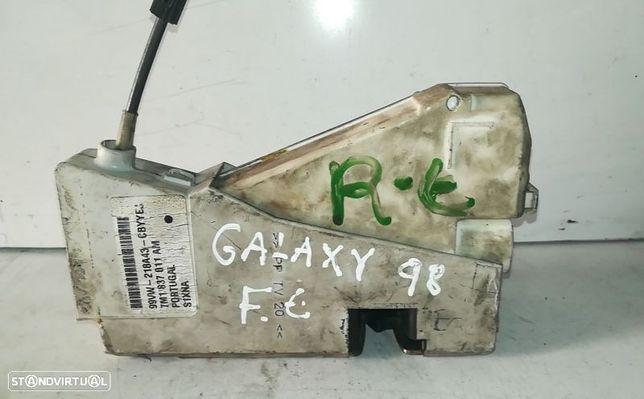 Ficheira Frt Frente Esquerdo Fecho Porta Ford Galaxy (Wgr)