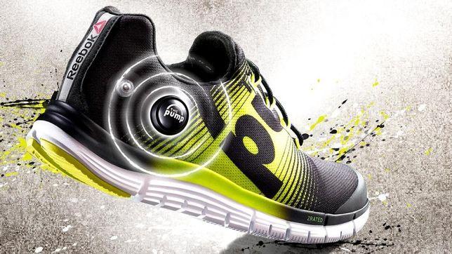 Кросівки Reebok Pump Neon Green Black кросовки для бігу, снікерси