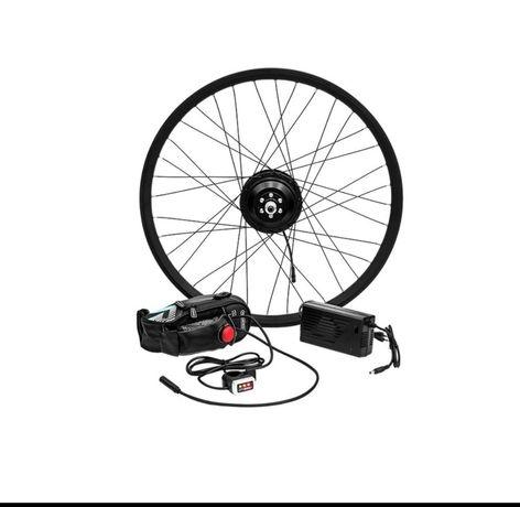 "Электронабор для велосипеда Mxus 350W 14Ah 36V LI-IO В ОБОДЕ 20""-29"""