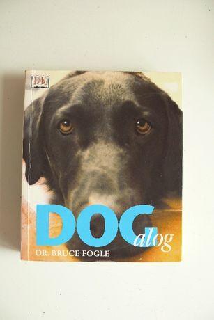 DOGalog,encyklopedia kieszonkowa ras psów,wydanie angielskie,kynologia