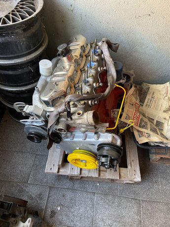 Motor Nissan TD25