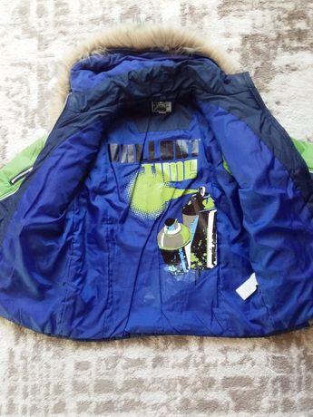 куртка на мальчика фирменная Wojcik