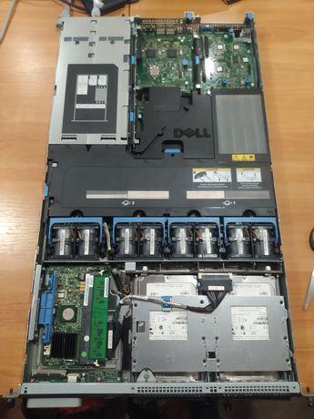 Сервер DELL PowerEdge 1950 Xeon DualCore 3.0 / 4GB RAM / SAS/SATA