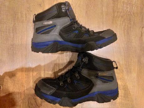 Фирменный кроссовки-ботинки Mountain house 35р.