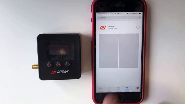 Redrive Urządzenie pomiarowe Laptimer GPS Nowy Racelogic Dragy VBOX