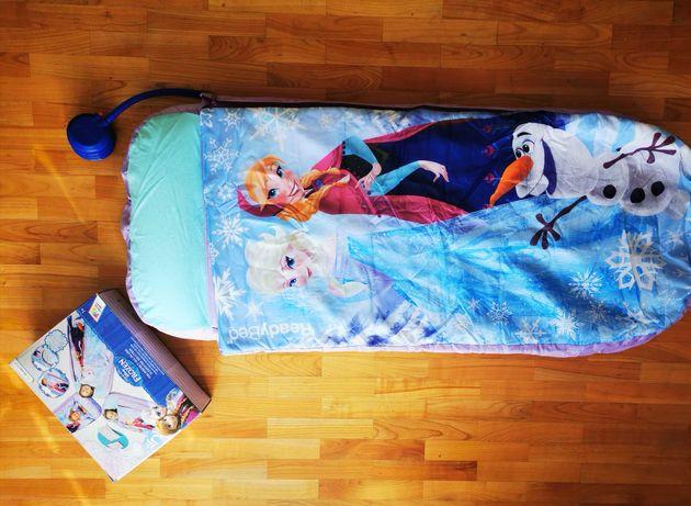 Frozen materac dla dziewczynki