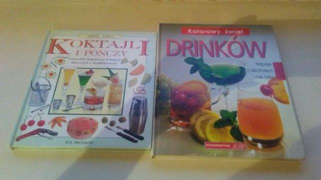 2 Książki drinki i koktajle