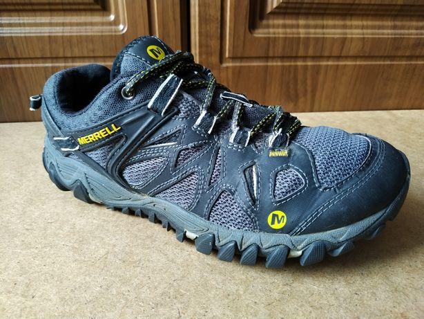 Треккинговые кроссовки Merrell 42 Salomon scarpa mammut