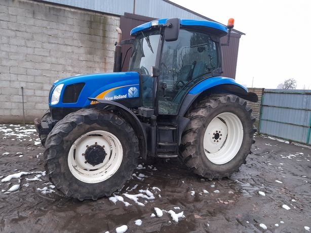 New Holland TS 100A