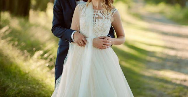 Suknia ślubna BIAKO