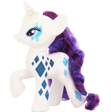 Две светящиеся пони хасбро оригинал My Little Pony Magic Glow Rarity