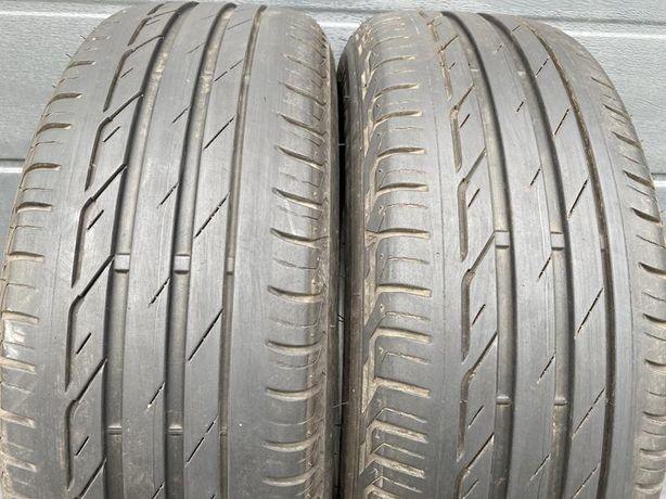 205/60R16 Bridgestone Turanza T001 para opon lato 6,3mm nr6117