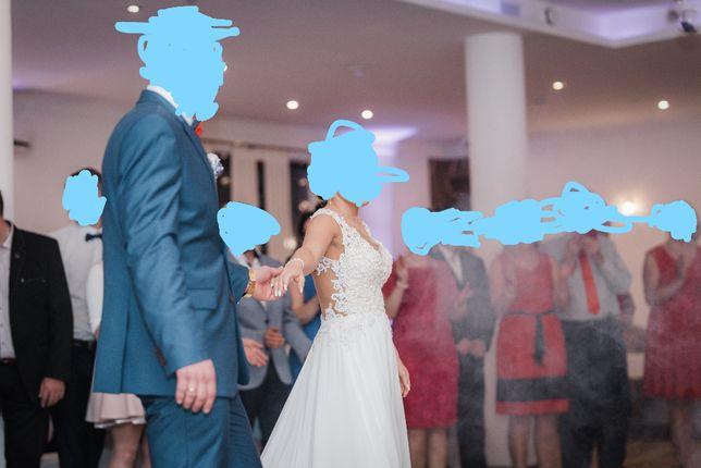 Suknia ślubna JUSTIN ALEXANDER 8942