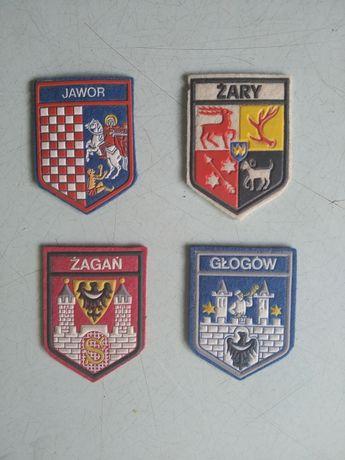 Эмблемы Польских городов