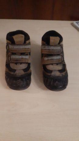 Ботинки на мальчика детские весна
