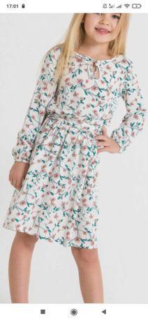 Детское платье бренд Vovk, на 2 года, рост 92