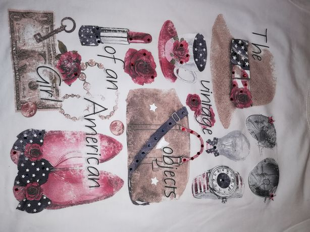 Koszulka bluzka Monnalisa spA