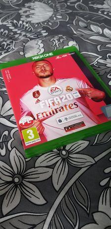 FIFA 20 4K ULTRA HD PL na Xbox one
