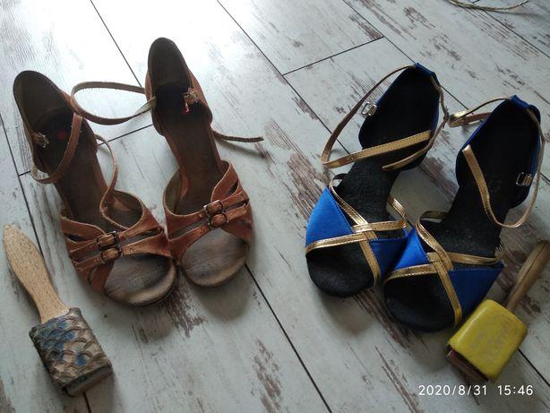 Buty do tańca towarzyskiego