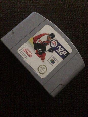 GRA NIntendo N64 NHL 99