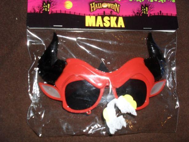 Maska/okulary