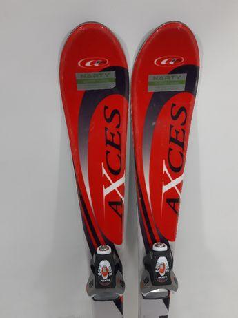 narty dziecięce AXCES TEAM CARVE V6 / 100cm