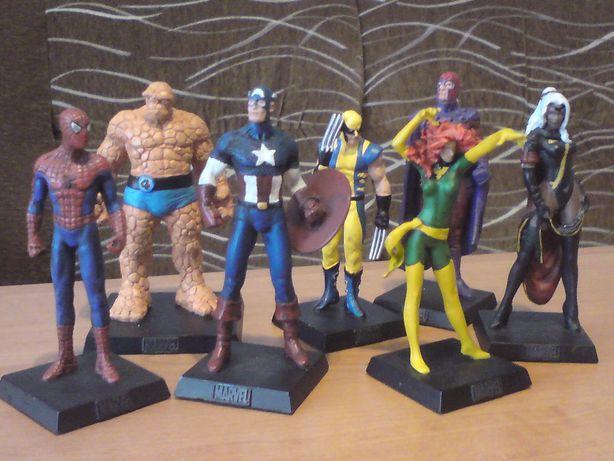 sprzedam figurki Marvel