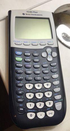 Calculadora Texas Ti 84 plus