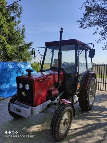 FarmTrack Escort 335 c330 MF Zetor stan bdb