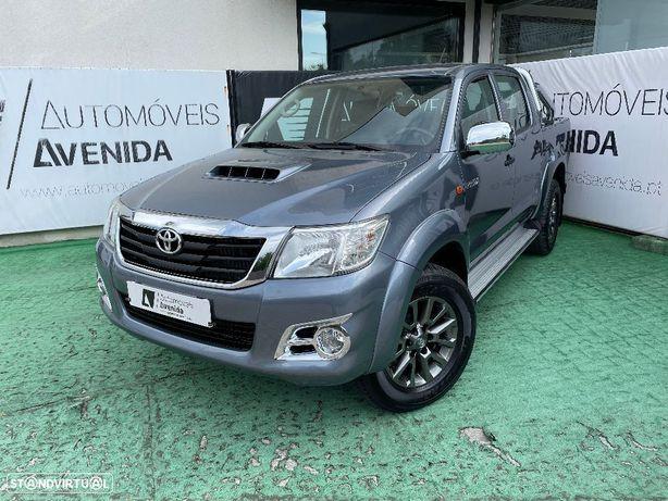 Toyota Hilux 2,5 D4D Tracker Naciona C/Nova 4X4