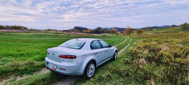 Alfa Romeo 159 1 9 jtdm 150km 2006r