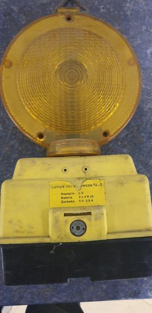 Lampa ostrzegawcza sl-3