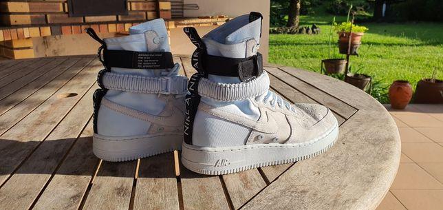Nike AIR FORCE SF blue tint
