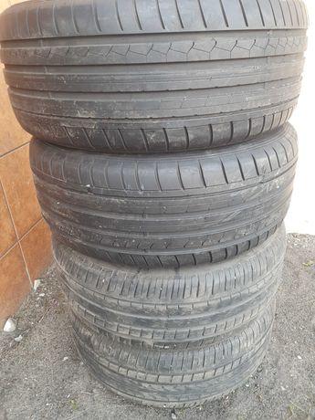 245 50 R18 Opony pirelli  komplet Run flat