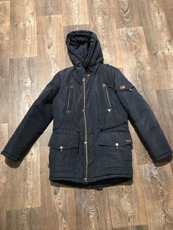 Парка куртка зимняя на подростка