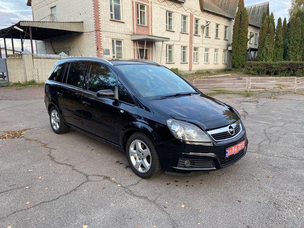 Opel Zafira B 1.8i 16v