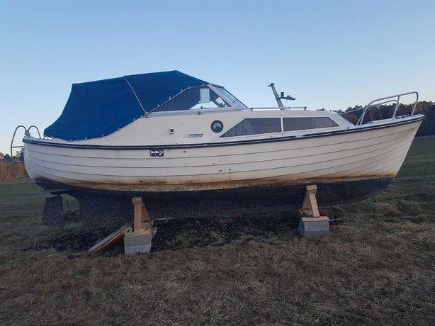 Joda24 Jacht motorowy łódź kabinowa spacerowa