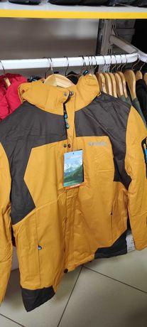 Куртка зимняя, термо, непромокаемая, спортивная от 134 до 164 роста