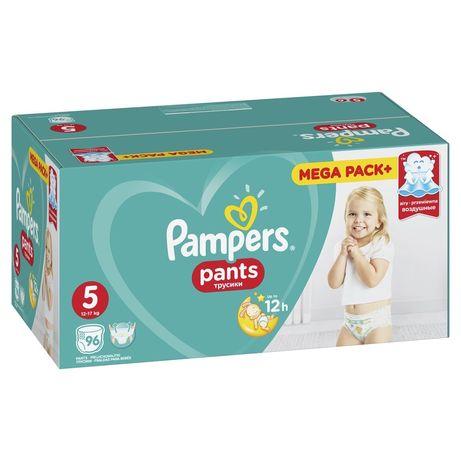 Трусики Pampers Active pants 4 5 6 Памперс пэнтс пантс box