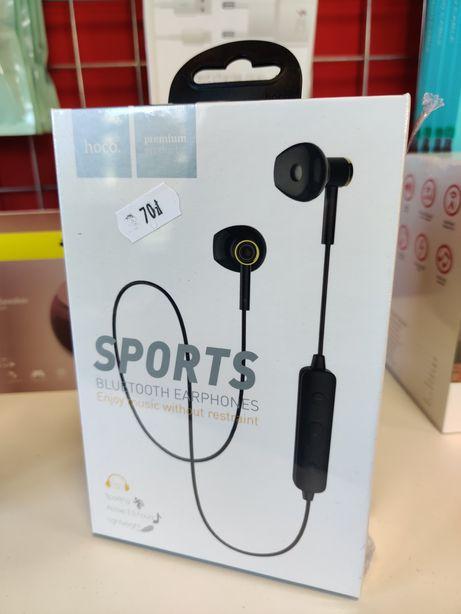 Sportowe słuchawki bluetooth do biegania bezprzewodowe