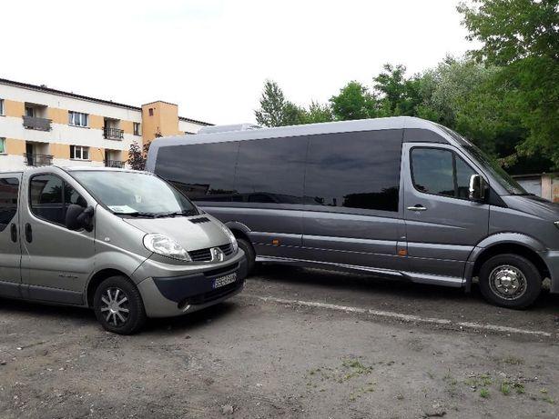 IREGAS Wynajem busów Katowice, przewóz osób 508_644_665