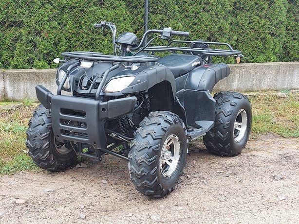 Quad Bashan 200cc, zarejestrowany