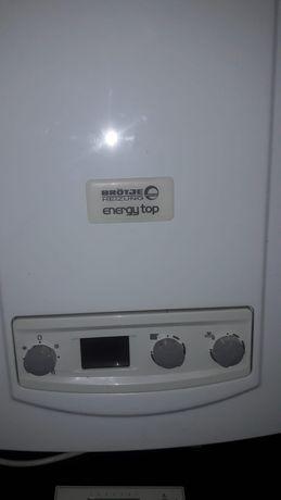 Piec gazowy dwufunkcyjny Brotje Top 24 CTE z termoleguratorem