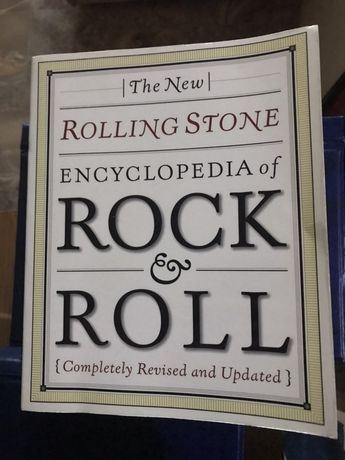 Rolling Stone Encyclopedia Of Rock & Roll: Completely Revised And Upda