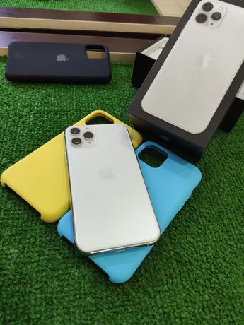 IPhone 11 Pro silver Neverlock Гарантия до 12 мес Магазин