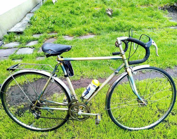 Kolekcjonerski rower szosowy na kołach 28 cali